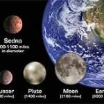 Descubren el que podría ser el décimo planeta del Sistema Solar