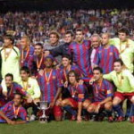 El Barça, Campeón de la Supercopa de Fútbol