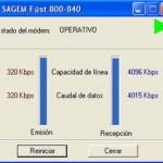 4 Megas de bajada en el ADSL