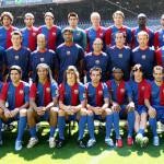 Foto oficial Barça 2006/07