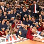 Campeones de la Copa del Rey de Baloncesto