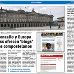 Mi Blog en la Prensa