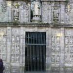 La Puerta Santa de la Catedral de Santiago