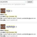 Especuladores en Twitter