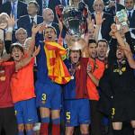 FC Barcelona Campeón de Europa 2009
