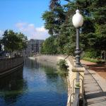 Paseo del Salón y Río Genil, Granada