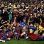 FC BARCELONA Campeón de Europa 2011