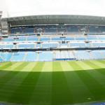 Panorámica del estadio Santiago Bernabéu