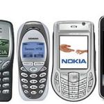 Todos mis teléfonos móviles