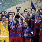 El Barça Campeón del Mundo