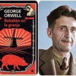 """REBELIÓN EN LA GRANJA"""" de George Orwell"""