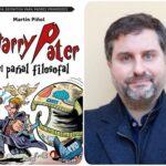 """""""HARRY PATER Y EL PAÑAL FILOSOFAL"""" de Martín Piñol"""