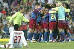 Barça a la final