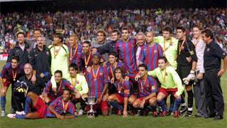 Barça Campeón Supercopa Fútbol